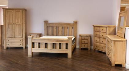 the honeyb donny bedroom range